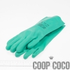 Nitrile gloves for soapmaking
