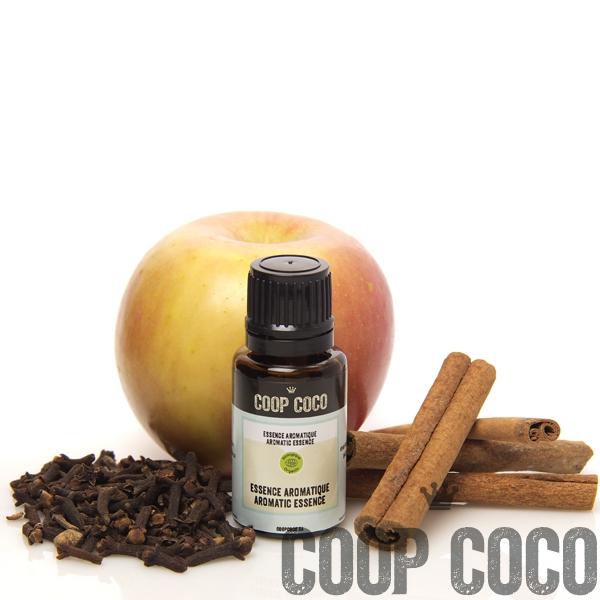 Essence aromatique de pomme épicée