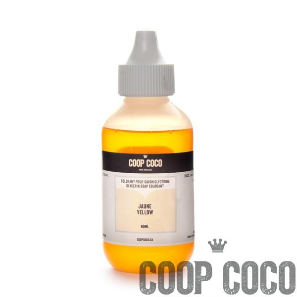 Colorants synthétiques pour savon à la glycérine