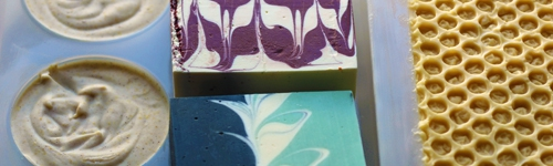 Série d'ateliers de savon
