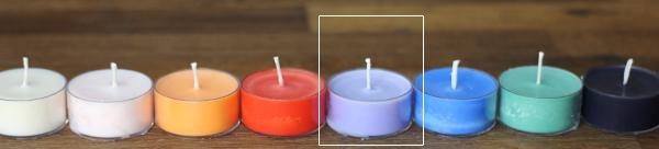 Colorant pour bougies Lavande